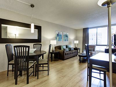 Photo for One bedroom  Furnished Apartments - in Montreal