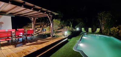 Photo for TOTALLY INDEPENDENT FAMILY HOUSE WITH POOL