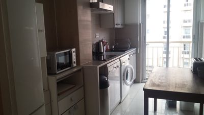 Photo for T2 air-conditioned apartment