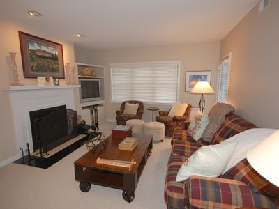 Photo for 2 bedroom Winterplace condo, Walk to the Trail. Free WIFI