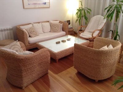 Photo for 2BR Apartment Vacation Rental in Santander, Cantabria
