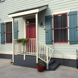 Photo for Luxury home w/ gated parking in the Marigny, Between French Quarter & Bywate