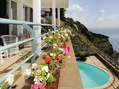 Photo for Villa, Caniço  in Madeira - 6 persons, 4 bedrooms