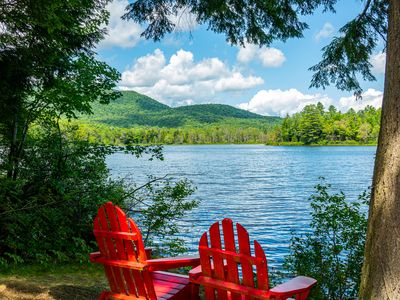 Photo for Peace and Quiet on Charley Lake