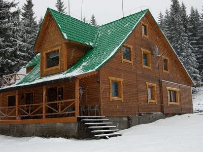Photo for Rent a cottage Bukovel for rent