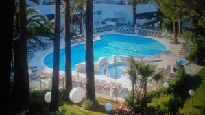 Photo for Rent 2 rooms air conditioning swimming pool cannes 119 euros night