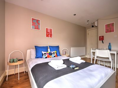 Photo for Studio 20min to Hyde Park, Willesden Green, London #ML6