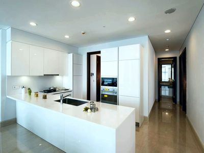 Photo for TWO BEDROOMS SUITE AT OAKWOOD LA MAISON INCLUDE BREAKFAST