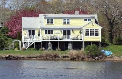 Photo for Waterfront, Falmouth Heights. 5 Bed/3 Full Bath, Walk To Beaches & Downtown