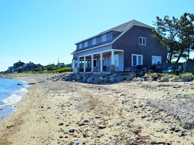 Photo for Martha's Vineyard East Chop Drive-Private beach ***WEEKLY SPECIAL AUG 18-25***