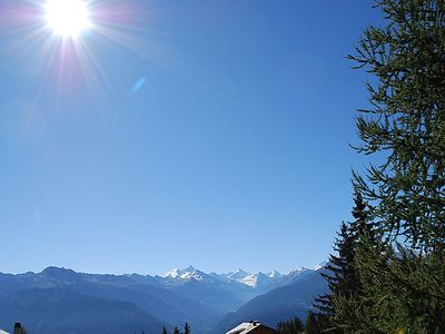 Photo for Apartment Rocca C in Crans-Montana - 4 persons, 2 bedrooms