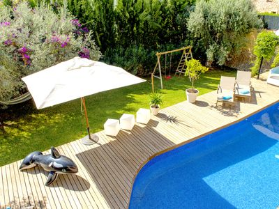 Photo for Villa / Finca in the southwest of Majorca, near Palma, with sauna & pool & much more
