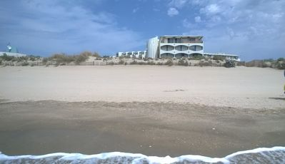 Photo for La Grande Motte P2 Conditioning Balcony 40m² with direct access 4pers Beach
