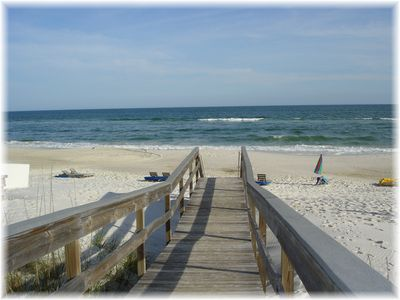 Photo for $215/nt July 27-30 (3Nts) Open! Beach Colony 3rd Flr Condo, Beach & Pool Open