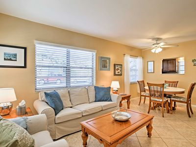 Photo for Charming 2BR Lake Worth Condo Steps from the Water