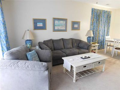 Photo for Cute and Cozy 2nd Floor Property in Barefoot Resort. Next to the Pool Area.