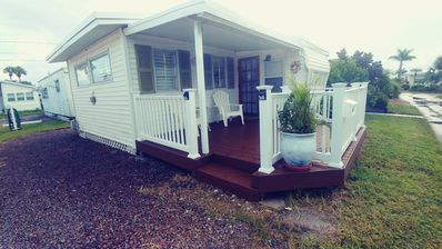 Photo for Smartly decorated close to beach by foot