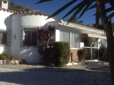 """Photo for Villa """"Casa Clara"""" with private and secluded pool . Free WIFI. Satellite TV"""