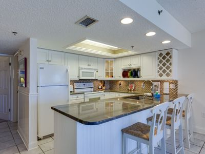 Photo for Gulf Front at Holiday Villas III in Indian Shores