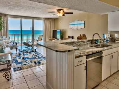Photo for Pelican 16th floor 1 bedroom Condo on the beach - NEW -