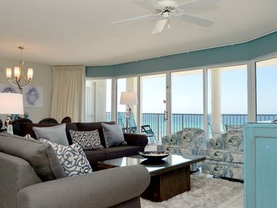 Photo for 3-BEDROOM COASTAL CHIC CONDO!!! INCLUDES BEACH SERVICE FOR TWO!