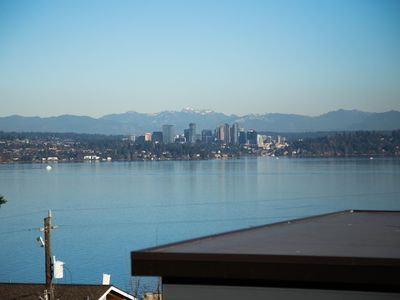 Photo for VIEW & LOCATION in historic Seattle neighborhood