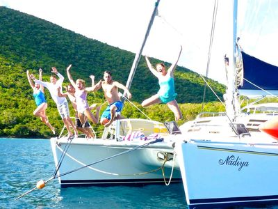 Photo for 3BR Yacht Vacation Rental in St. Thomas, St Thomas
