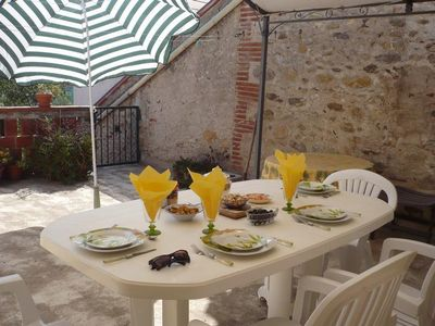 Photo for House with enclosed garden of 500m2 near Argelès sur Mer
