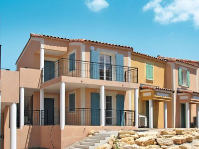 Photo for One bedroom Apartment, sleeps 4 in Calas with Air Con and WiFi