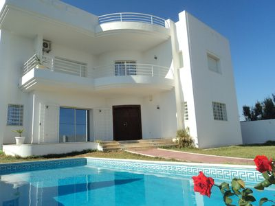 Photo for Pretty Villa with pool in Hammamet