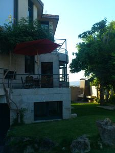 Photo for A Casa Da Vella. Housing located in rural environment between sea and mountains. .
