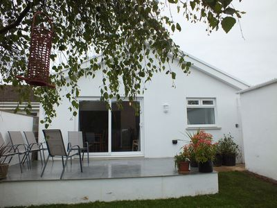 Photo for Centrally situated cottage in a quiet location in St Davids, parking, Wi-Fi
