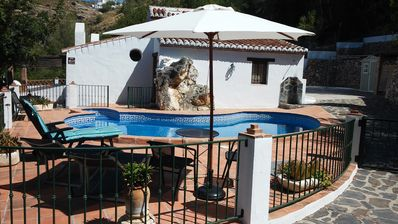 Photo for Beautiful chalet with swimming-pool
