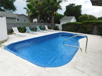 Photo for **PRIVATE 4 BR HOME**PRIVATE POOL**STEPS TO THE BEACH**Book today!