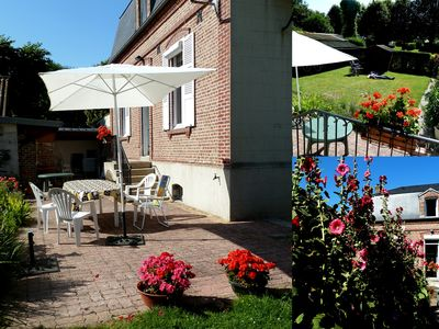 Photo for HOLIDAY COTTAGE 'LES COTTIERES' 10 PEOPLE