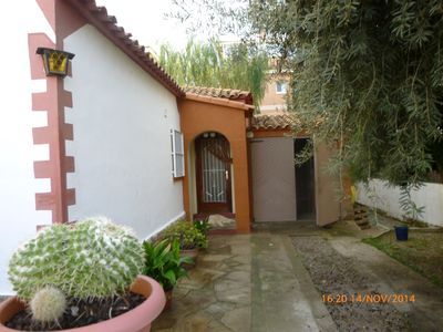 Photo for House in the village center with garden and near the beach
