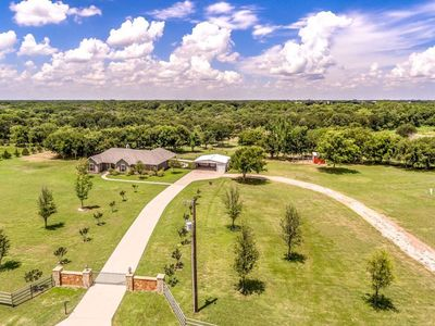Photo for Private Gated Country Oasis for Relaxation on 22 acres! Pet & Feed Farm Animals - Master w/ King Bed
