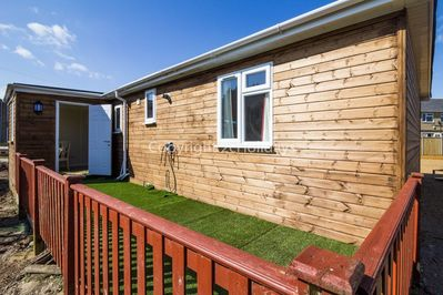 5 berth lodge in Norfolk