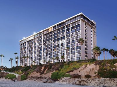 Photo for Capri by the Sea BeachFront! DISCOUNTED! OceanFront View Condo in PB/La Jolla