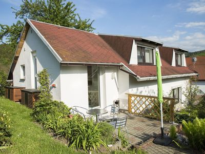 Photo for Holiday home near the Rennsteig in the Thuringian Forest with garden and terrace
