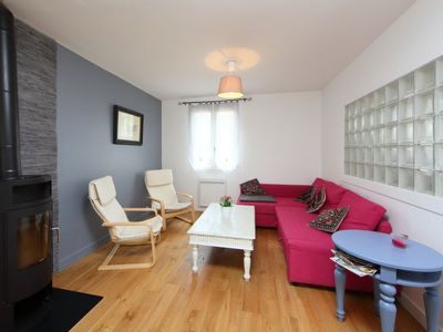 Photo for Vacation home La Citelle in Cabourg - 8 persons, 3 bedrooms