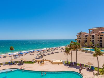 Photo for Beautiful Remodel 2 Bed/2 Bath (Beachfront Condo)