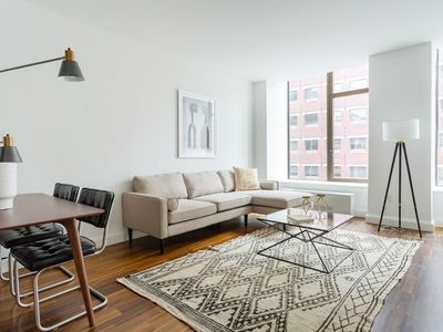 Photo for Sonder | Hanover Square | Pristine 1BR + Rooftop