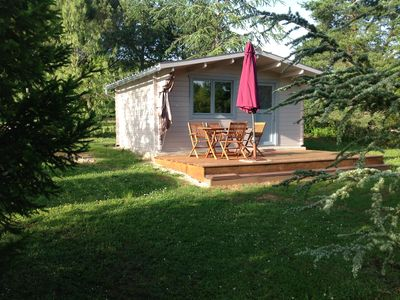 Photo for 1BR Chalet Vacation Rental in Tour-de-Faure, Occitanie