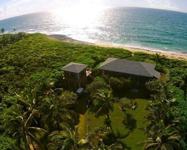Photo for Bahama Breeze 3 Bedroom Ocean Front House-Private Beach-2 B/R option available