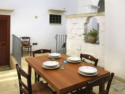 Photo for Vacation home Casa Corte San Giorgio  in Matino (LE), Salento - 9 persons