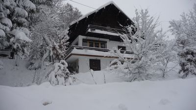 Photo for Chalet Megève Mont d'Arbois 400 meters from the slopes