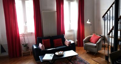 Photo for Gorgeous Apartment in the Heart of Firenze, Ac