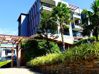 Photo for Apartment 900 meters to Nai Harn Beach