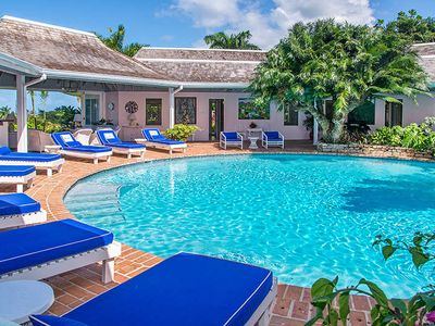 Photo for TRYALL CLUB 4 Bdr Villa with Pool! Incl Concierge Service & 1 Year Priority Pass